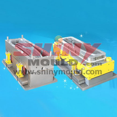 car empennage mould