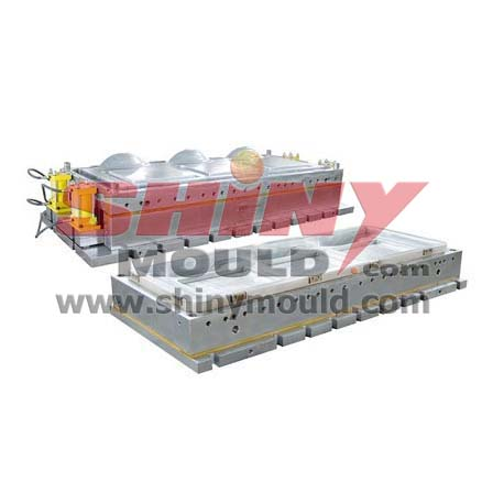 train skirt mould