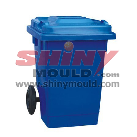 100l bin mould, plastic garbage