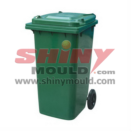 240l bin mould, plastic garbage mold