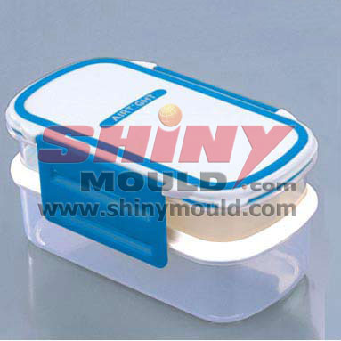plastic square food container m