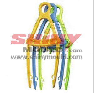folding hanger mould, household