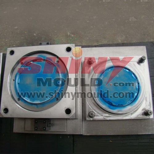 bucket lid mould, pail mould