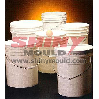 industrial injection molding, bucket moul