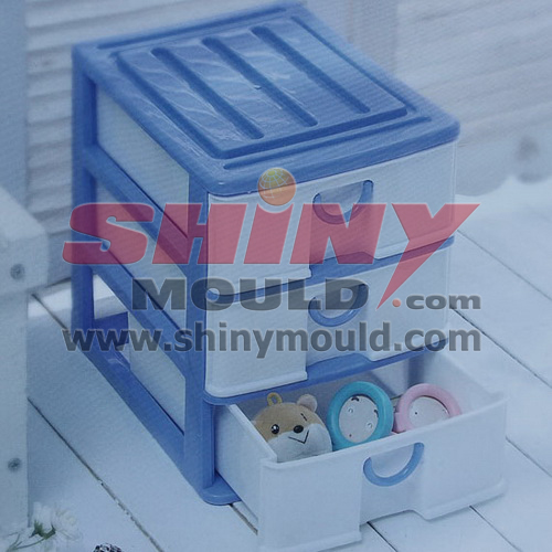 plastic drawer mould, household items mou